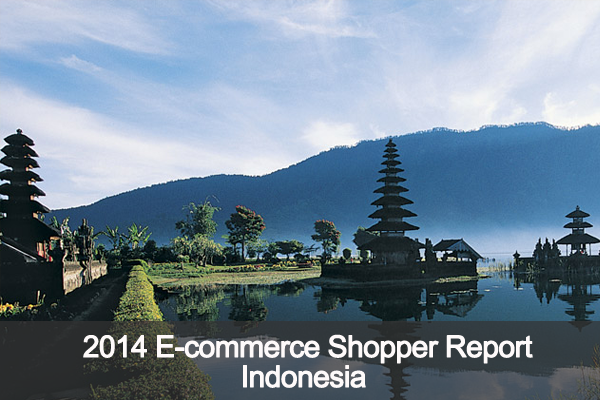 2014 E-commerce Shopper Indonesia Report