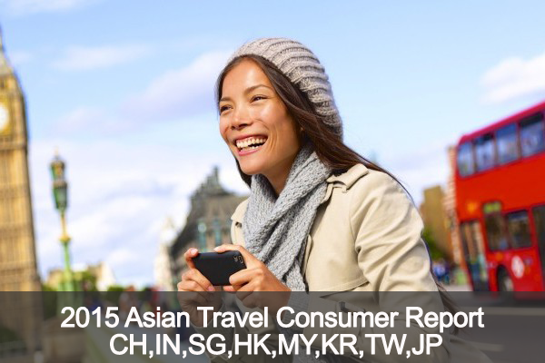 2015 Asian Travel Consumer Report CH,IN,SG,HK,MY,KR,TW,JP