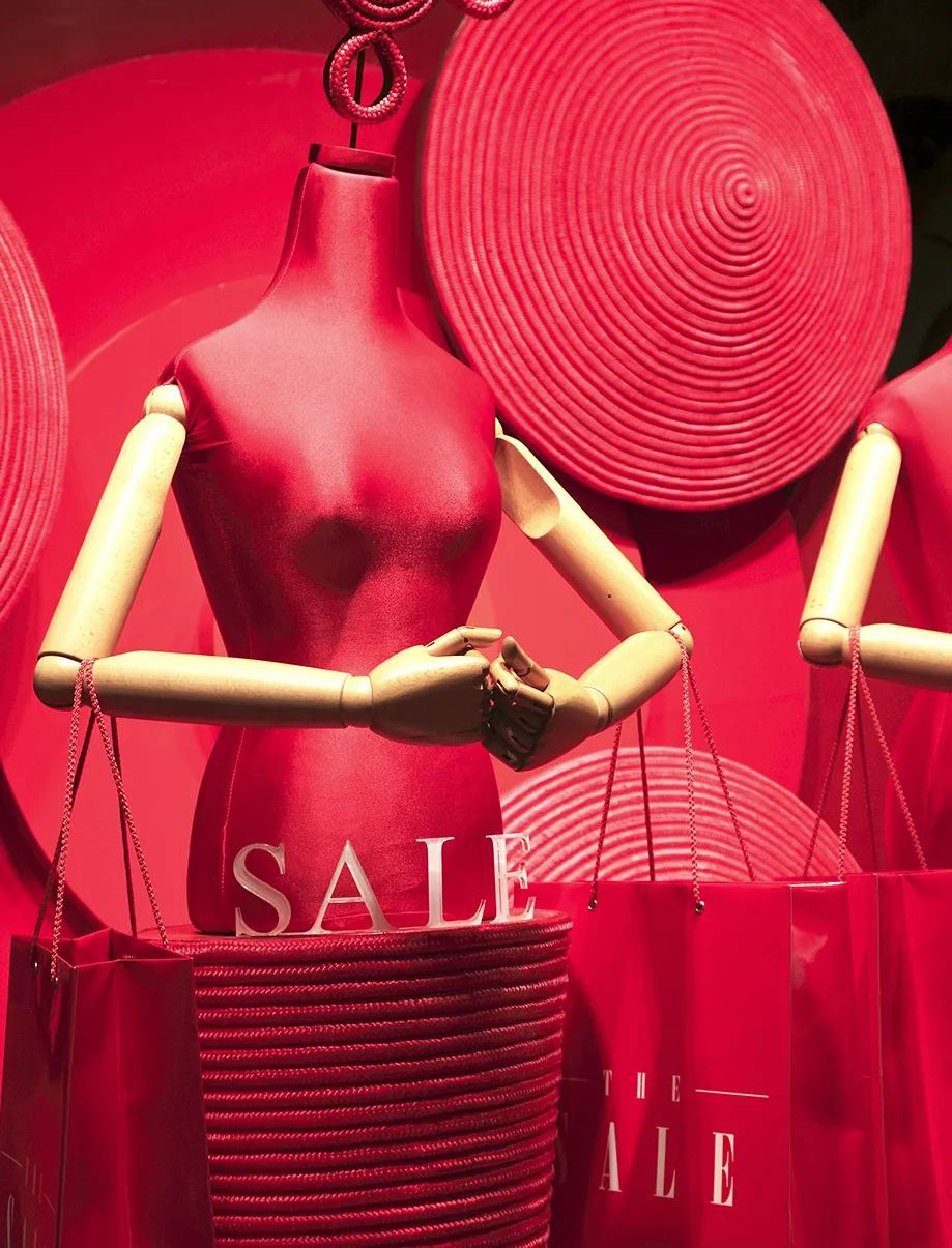 FEATURED Vogue Business: Is the luxury industry threatened by China's inflation?