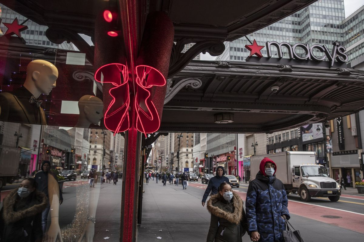 FEATURED Bloomberg: The World's Famed Shopping Streets Are Preparing for the Worst